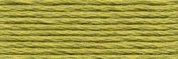 DMC 734 - Six Strand Floss