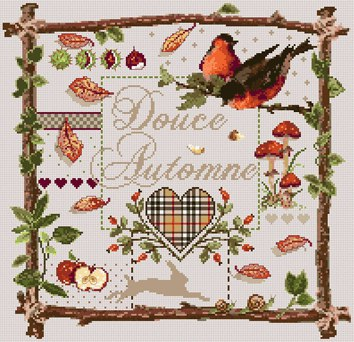 Madame la Fee - Douce Automne