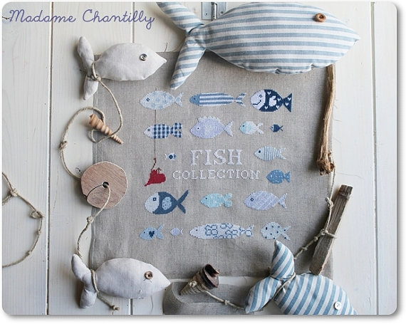 Madame Chantilly - Fish Collection